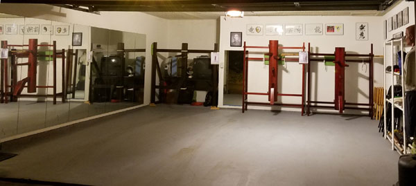 The Dragon Wing Chun Kung Fu School provides classes for training,